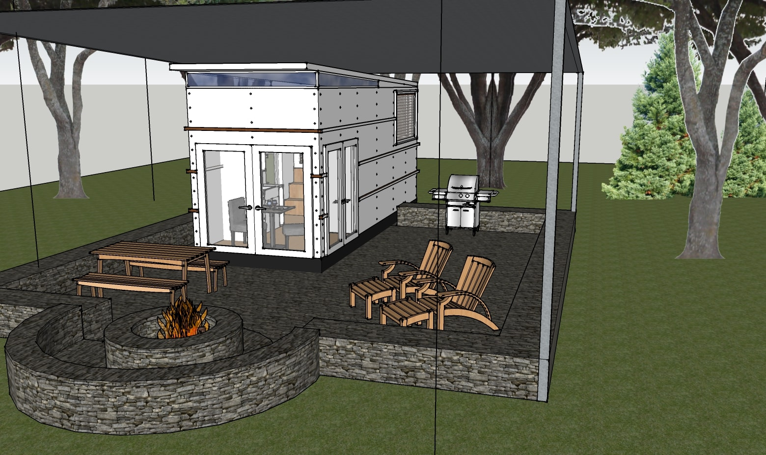 Aguila Vista Tiny house site one-min-min